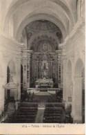 13 FUVEAU  Intérieur De L'Eglise - Autres Communes
