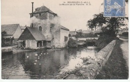 BOURGUEIL  -  LE  MOULIN  DE  LA  PLANCHE - France