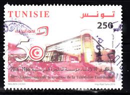 Tunesie 2016 Mi Nr 1878 : 50 Jaar TV In Tunesie - Tunesië (1956-...)