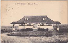 62 - WIMEREUX - Olympic Tennis Club - 1924 - Francia