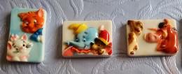 3 Fèves Collection DISNEY Anciennes - Disney