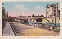 51- REIMS - Le Pont De Vesle - Reims