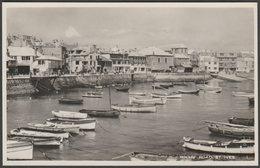 Wharf Road, St Ives, Cornwall, C.1950 - M&L RP Postcard - St.Ives