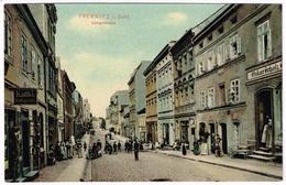 TREBNITZ Lagerstrasse 1910 Schlesien - Schlesien