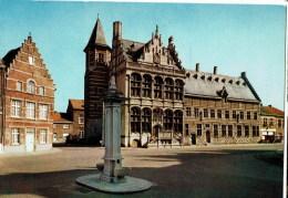 Zoutleeuw Stadhuis En Hallen - Zoutleeuw