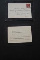 27 - Carte De Remerciement Suite Décès De Mme GUESDON Née PIERDRIAL - Obituary Notices