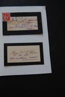 27 - Carte De Meilleurs Voeux De Mme PELFRENE Et Son Fils 1933 QUILLEBOEUF SUR SEINE - Obituary Notices