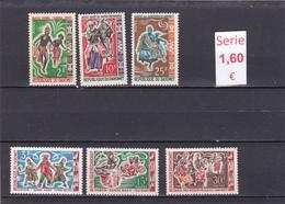 Benin  Dahomey  -  Serie Completa Nueva**   - 4/4330 - Benin – Dahomey (1960-...)
