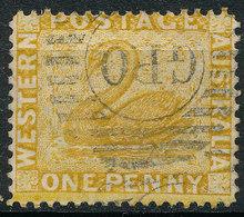 Stamp Australia 1p Used Lot19 - Gebraucht