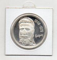 Bulgaria - 1976 - 5 Leva - Argento - Vedi Foto - (FDC9426) - Bulgaria