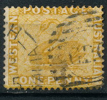 Stamp Australia 1p Used Lot30 - Gebraucht