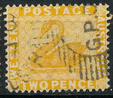 Stamp Australia 2p Used Lot47 - Gebraucht