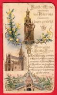 -- NEUVAINE A SAINTE ANNE - SAINTE ANNE BENISSEZ LES PELERINS EXAUCEZ LEURS PRIERES -- - Devotion Images