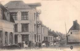 CPA 62 - CHOCQUES, Exterieur Du Moulin, 1915. - Francia