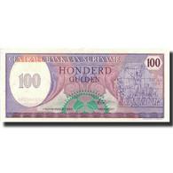 Billet, Surinam, 100 Gulden, 1985, 1985-11-01, KM:128a, NEUF - Surinam