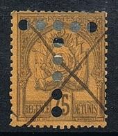 TUNISIE TAXE N°19 - Tunisia (1888-1955)