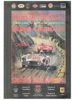 MEMORABILIA SPORTS AUTO MANIFESTO ORIGINALE 70x100 GIRO DI SICILIA TARGA FLORIO STORICO 1999 - Car Racing - F1
