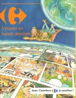 Catalogue Carrefour 2002 BILAL BOUCQ FRANCQ GIBRAT LOISEL TARDI MARGERIN THORGAL XIII . - Autres Objets BD