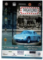 TROFEO FLORIO HYSTORIC RALLY CEFALU' 2009 PROGRAMMA - Programmi