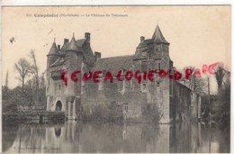 56-  CAMPENEAC - LE CHATEAU DE TRECESSON  1909 - Francia