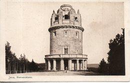 Allemagne. Jena. Bismarckturm - Jena