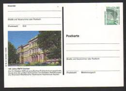 P 154 I 10/8 125 Jahre RWTH Aachen - [7] République Fédérale
