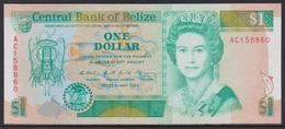 Belize 1 Dollar 01.05.1990 UNC - Belize