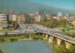 MACEDONIA - Skopje 1969 - Panorama - Macedonia