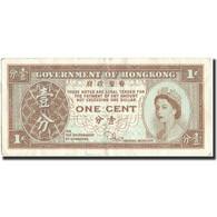 Billet, Hong Kong, 1 Cent, Undated (1981-86), Undated, KM:325c, NEUF - Hong Kong