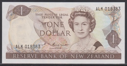 New Zealand 1 Dollar (ND 1985-1989) UNC - Nuova Zelanda