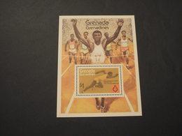 GRENADA GRENADINES - BF 1975 GIOCHI MEXICO - NUOVI(++) - Grenada (1974-...)