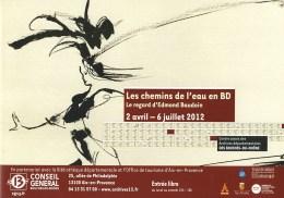 BAUDOUIN : Catlogue Exposition CHEMINS DE L'EAU - Livres, BD, Revues