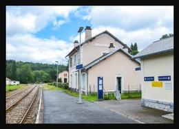 19  LACELLE  .... La Gare - Autres Communes