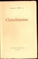 Clairefontaine . - Belgique