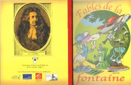 CARTIER : Livre Illustré FABLES DE LAFONTAINE 2001 - Livres, BD, Revues