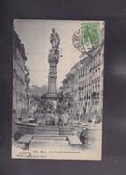SUISSE, BERN , Der Garechtigkeifsbrunnen - BE Berne