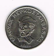 &  HONGARIJE  20 FORINT  1986 - Hongrie