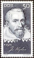 KEPLER,J. - DDR 1973 -  Michel # 1649 MNH ** -  Astronomy, Astronomer, Mathematics, Mathematician - Sonstige