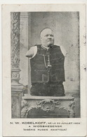 Siberia Wosshesensk N.W. Kobelkoff Born In W. Dead In Vienna . Homme Tronc Handicap Phenomène Fore - Russia