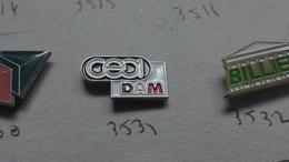 CEA DAM - Pin's