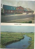 8Eb-907: Kroen PO DEDEN VED OMME A TARM-VEJLE LANDEVE > BRUXELLES 1150: Rebuts 5202: Adresse Issuffisante.. - Danemark