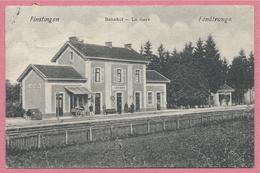 57 - FINSTINGEN - FENETRANGE - Bahnhof - Gare - Fénétrange