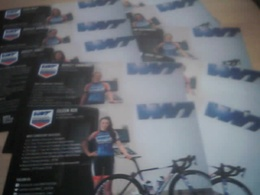 CYCLISME 2018- WIELRENNEN : JEU COMPLET TEAN WNT 2018 - Wielrennen