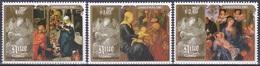 Niue 1987 Religion Christentum Weihnachten Christmas Kunst Arts Gemälde Paintings Dürer, Mi. 719-1 ** - Niue