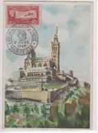 Carte Maximum PA 5 Oblitéré Centenaire Du Timbre 1949 Ref : A1  Cote 200E - 1930-39