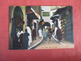 > Tunisia-- Rue De Eglise   Has Stamp & Cancel Ref 2939 - Tunisia