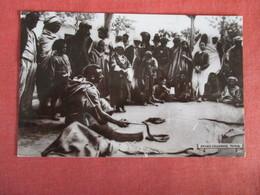 > Tunisia-- Snake Charmer Has  UK Blackool Stamp & Cancel Ref 2939 - Tunesië