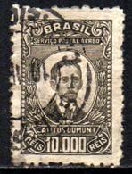 Brasil A 025 A Aéreos Santos Dumont U (a) - Luftpost