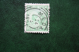 READ Prinses Wilhelmina 30 Ct NVPH 28 1894 1892-1897 Gestempeld / Used NEDERLAND INDIE / DUTCH INDIES - Netherlands Indies