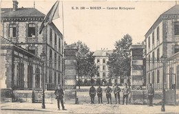 ROUEN - Caserne Richepanse - Rouen